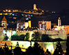 Battering Ram at Tower of David Light Show