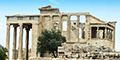 Erechtheion built in 406 BC