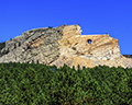 Crazy Horse Monument Panoramic View