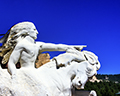 Crazy Horse Monument near Custer State Park