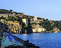 Early Morning Sorrento Water Front View
