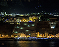 Sorrento Coast Night View