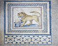 Ancient Mosaic in Terrace House-Ephesus