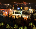 40th Anniversary of Jerusalem Liberation and Tower of David Harp Light Show