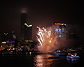 Pudong -New Area Fireworks Show