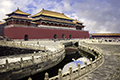 Meridian Gate at Forbidden City