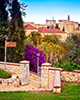 Yemin Moshe Area with Tower of David View
