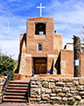 San Miguel Mission, -Oldest Church in Santa Fe and US-1610 AD