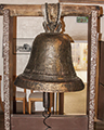 San Miguel Mission Bell Cast in Spain -1356 AD