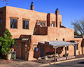 Pink Adobe Restaurant, Guadalupe Cafe, and Dragon Room Bar in Santa Fe