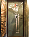 Dragon Room Bar Art-Skeletons