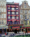 Smokey Joe Coffee House in Rembrandt Plein