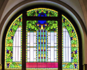 Stained Glass in Municipal House Concert Hall