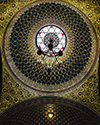 Spanish Synagogue Ceiling