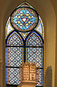 Maisel Synagogue Stained Glass