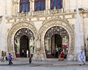Rossio Station Arches