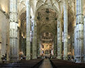 Jerónimos Monastery Church Interior
