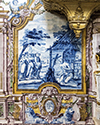 Convento do Espinherio Chapel Tile Story of Redemption