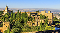 Alhambra Viewed from Generalife
