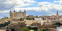 Alcazar and Cathedral Panorama