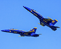 Navy Blue Angels Up Close