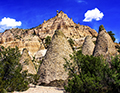 Gallery 30-Bandelier, Kasha-Katuwe Tent Rocks, New Mexico Images